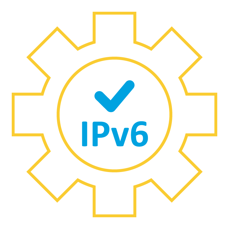 Full IPv6 support on every PoP